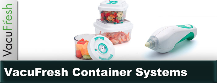 Intelli Innovations - VacuFresh Containers